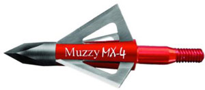 Muzzy 209-MX4 Broadhead