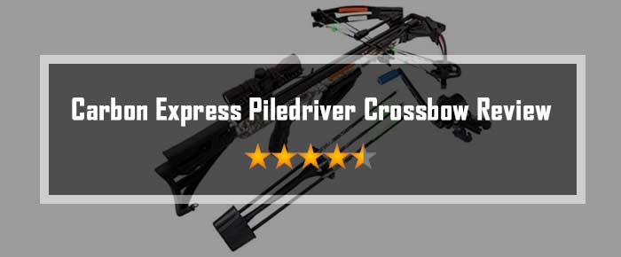 Carbon Express Piledriver Crossbow Review