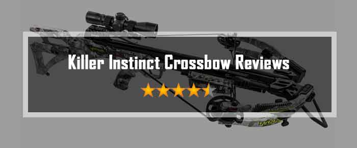 Killer Instinct Crossbow Reviews