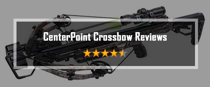 centerpoint crossbow reviews