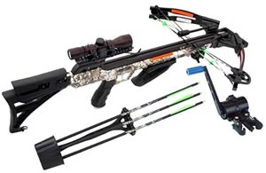 how to assemble a carbon express crossbow