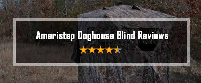 Ameristep Doghouse Blind Reviews