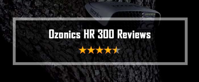 Ozonics HR 300 Reviews