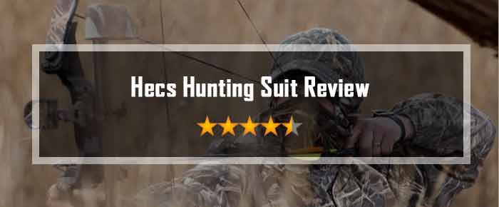 hecs hunting suit review